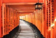 Fushimi Inari Стоковые Фотографии RF