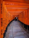 fushimi inari Zdjęcie Stock
