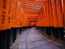 Fushimi Inari Foto de Stock Royalty Free