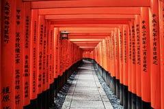 Fushimi Inari Стоковая Фотография