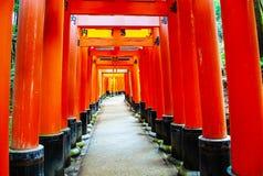 Fushimi Inari photos stock
