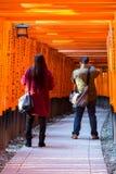 Fushimi Inari Photo stock