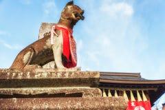 Fushimi Inari, Kyoto, Jap?o fotografia de stock royalty free