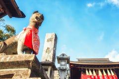 Fushimi Inari, Kyoto, Jap?o imagens de stock royalty free