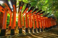 Fushimi Inari Kyoto Stock Image