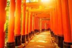 Fushimi Inari Kyoto Stock Photography