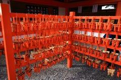 Fushimi Inari Shrine Royalty Free Stock Photography