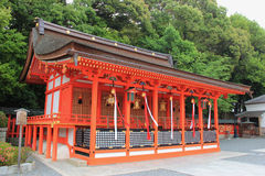 Fushimi Inari Shrine, an important Shinto shrine, in Southern Ky Royalty Free Stock Photography