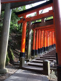 Fushimi Inari Shrine - Kyoto Royalty Free Stock Photos