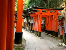Fushimi Inari Shrine - Kyoto Stock Photography