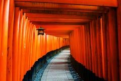 Fushimi Inari Shrine, Kyoto Royalty Free Stock Image