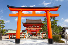 Fushimi Inari Shrine, Kyoto, Japan Stock Photos