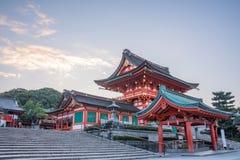 Fushimi Inari Shrine Stock Photo