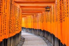 Fushimi Inari Shrine Royalty Free Stock Images