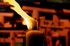 Fushimi Inari shrine, Kyoto Japan. Stock Photography