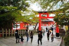 Fushimi Inari Shrine, Kyoto Stock Images