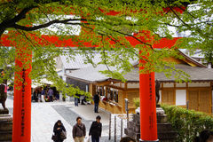 Fushimi Inari Shrine, Kyoto Royalty Free Stock Images