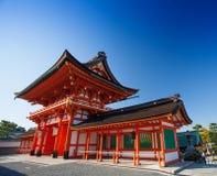 Fushimi inari Shrine Stock Photos