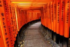 Fushimi Inari Shrine Stock Image