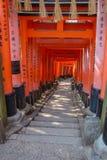 Fushimi Inari Shrine. Or Fushimi Inari Taisha, in Kyoto Japan Stock Images