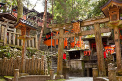 Fushimi Inari Shrine Royalty Free Stock Images
