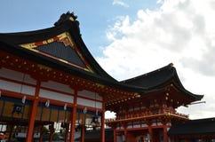 Fushimi Inari-taisha京都日本 免版税图库摄影