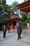 Fushimi Inari-taisha京都日本 免版税库存照片