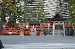 Fushimi Inari-taisha京都日本 库存图片