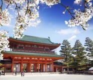 Fushimi Inari Taisha,日本 图库摄影