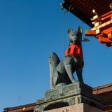 Fushimi Inari Taisha świątynia Zdjęcia Royalty Free