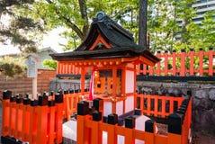 Fushimi Inari Taisha świątynia Obraz Royalty Free