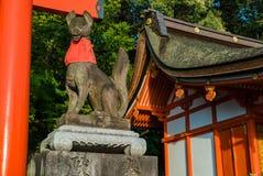 Fushimi Inari Taisha świątynia Obrazy Stock