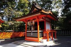 Fushimi Inari Taisha Stock Photo