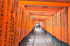 Fushimi Inari taisha-2 Photos stock