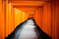Fushimi Inari-taisha Stockfotografie