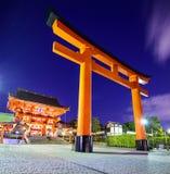 Fushimi Inari Taisha 免版税库存照片