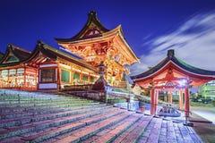 Fushimi Inari Taisha 免版税图库摄影