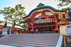 Fushimi Inari Taisha Fotografia de Stock