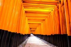Fushimi Inari Taisha Fotografia de Stock Royalty Free