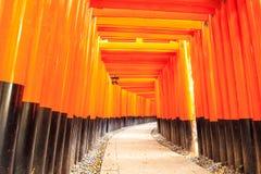 Fushimi Inari Taisha Royalty-vrije Stock Afbeeldingen