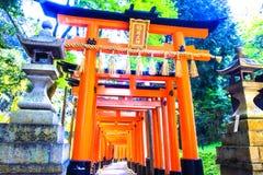 Fushimi Inari Taisha 库存图片