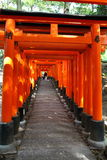 Fushimi Inari Taisha Fotografía de archivo