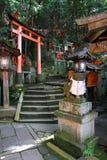 Fushimi Inari Taisha Fotos de archivo libres de regalías