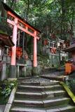 Fushimi Inari Taisha Foto de archivo libre de regalías