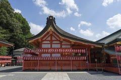 Fushimi Inari Taisha 1 στοκ εικόνες