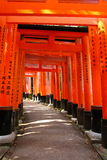 Fushimi Inari Taisha Royalty Free Stock Photos