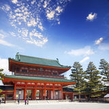 Fushimi Inari Taisha, Japan Royalty Free Stock Images