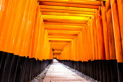 Fushimi Inari Taisha Royalty Free Stock Photography
