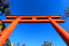 Fushimi Inari Taisha (santuário), Fushimi-ku, Kyoto do sul, Japão Fotos de Stock