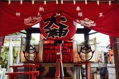 Fushimi Inari Taisha Schrein in Kyoto, Japan stockfotos